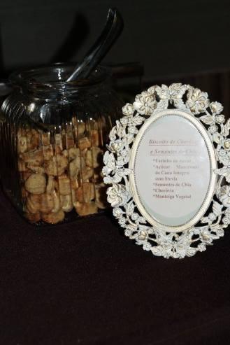 Biscoitos de cherovia